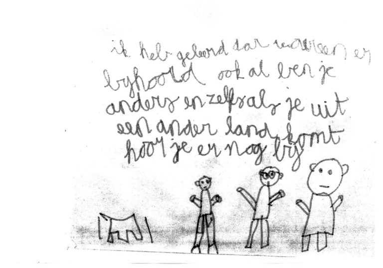 Gentle Giants Coaching kindercoaching tekening